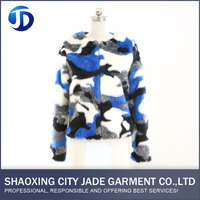 Eco-Friendly Feature Wholesale Girls Faux Fur Jackets