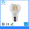 indoor decoration lamp a60 E27/E26 LED filament bulb Epistar chip 2 years life