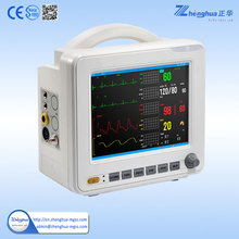 Medical 8000F Cheap Touch Screen Monitor Portable Multi-parameter Patient Monitor