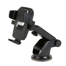 Easy one touch Universal Car Phone Holder 360 Degree Suction Cup Stand Holder Car Mount