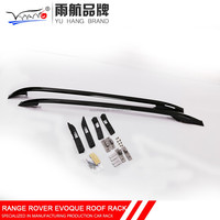Auto parts Roof Rack for rover Evoque 2011+ Aluminium alloy Roof Bar SUV accessories