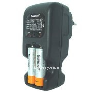 super power AA/AAA battery charger