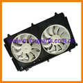 1355A440 Engine Cooling Fan Shroud For Mitsub Outlander GF2W GF3W GF4W GF7W GF8W GG2W