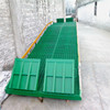Forklift used steel trailer ramps for loading goods container load ramps