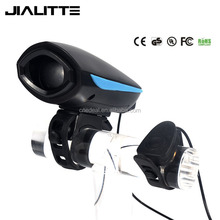 Jialitte B035 Electronic Bell 140 Decibels Ultra-loud 3 AAA battery Bicycle Bike Horn