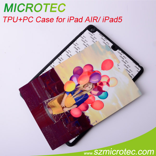 tpu case for ipad air/5,tablet cover case for ipad air
