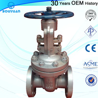 Manual Made in China best quality 3 inch gate valve for transmission pipeline