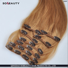 Wholesale Hair Extensions Clip In Remy Virgin White Girl Hair Extension Distributors Wanted
