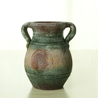 Nice quality china plant handmade vintage clay flower pot price