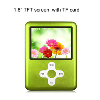"1.8""TFT screen mp4 song download with TF card support"