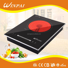 Made In China Electric Infrared Cooker With Sliding Touch Mode