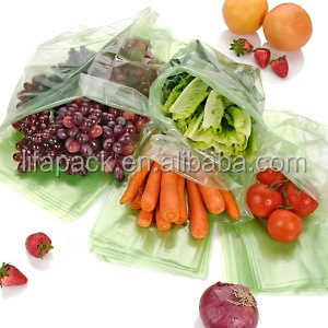 life bags fresh vegetables