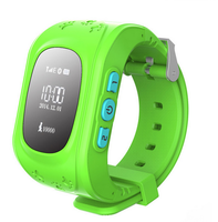GPS Kids Watch Q50 Tracker with SOS gps GSM phone watch for child free tracking APP Professional Factory OEM ODM Orders