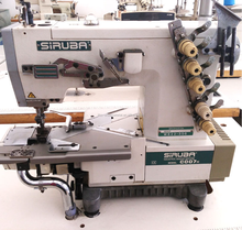 Used SIRUBA INDUSTRIAL SEWING MACHINE VC008