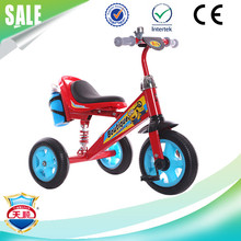 2017 New model factory EN71 kids tricycle / children trike / baby pedal car for sale