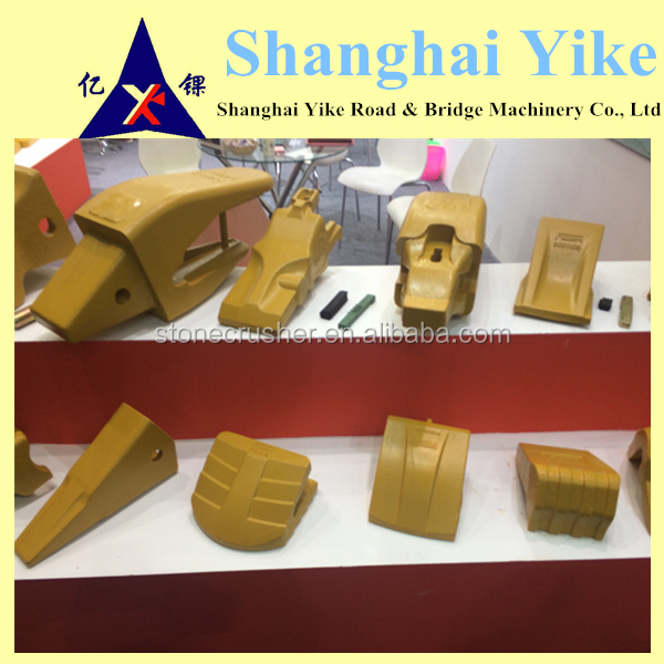 high quality excavator bucket rock teeth and adapter with competitive price