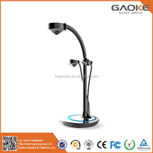 Competitive price most popular high speed 360 degree rotation goose neck portable document camera