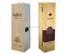 Cheap Quality Wooden Wine Boxes wooden wine crate wooden case