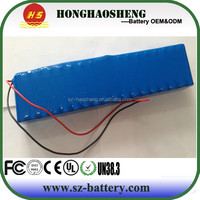 Great feedback 18650 rechargeable lithium iron battery 12v 50ah li-ion battery