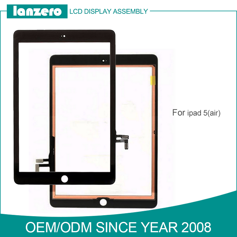 Wholesale Digitizer for iPad Replacement Lcd Screen for iPad Air/5 Display Part