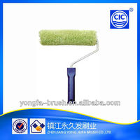 paint roller plastic handle acrylic sleeve