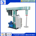 Best selling hot chinese 30KW high shear oil top quality paint disperser