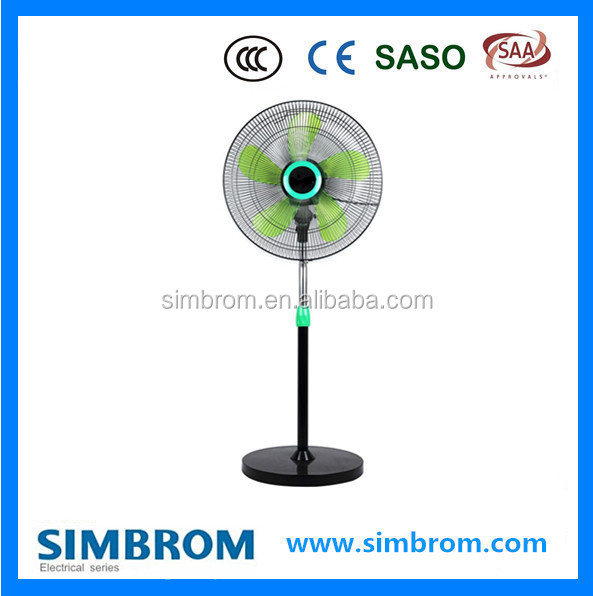 30 Industrial Luxury Stand Fan Pedestal Fan
