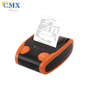 Mobile android pos thermal bluetooth hotel bill receipt portable printer