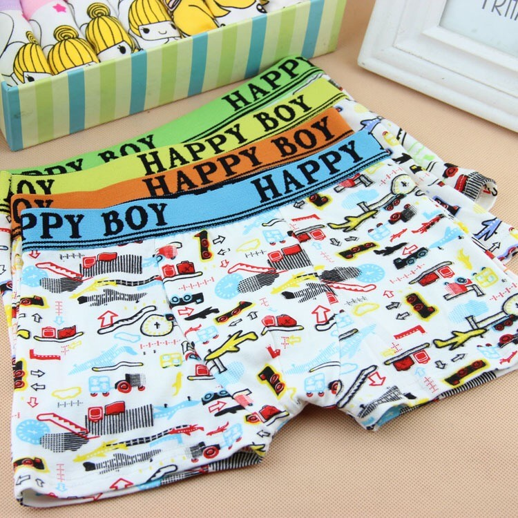 Good Quality Health Care Comfortable children boxer briefs for boy models