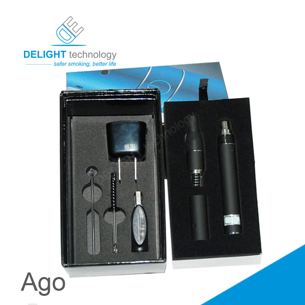 Factory price dry herb ago g5 vaporizer ago vaporizer dry herb atomizer/ego dry herb atomizer accept paypal
