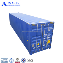 Brand new iso 10ft 20ft 40ft shipping container manufacturer