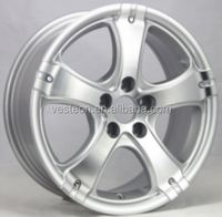 Alloy Car Aluminum Wheels Rim 15inch TUV VIA JWL ISO DOT