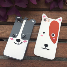 3d VIP dog mobile phone cover case for iphone 6/6s/7/7s