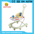 2017 New European standrad Baby Walker with U style and music and light