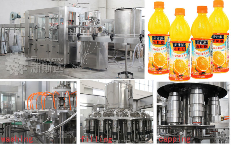 New Hot Sale Dairy juice processing machinery