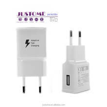 2016 Hot Sale Adaptive Fast Charging Wall Charger for Samsung Galaxy S6S7Note4