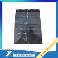 Wholesale gray poly mailer hdpe courier bag with high quality