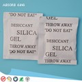 White Silica Gel humidity absorber