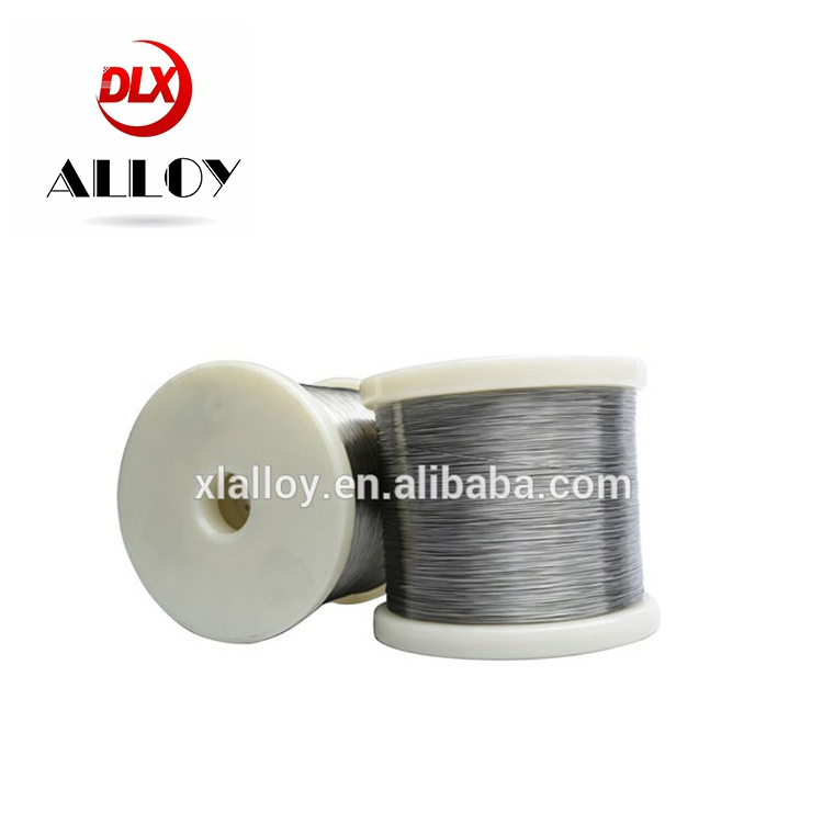 FeCrAl Nichrome Stainless Steel Resistance Wire for Heating System and Vape