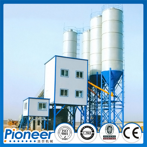 HZS60 High output Concret Asphalt Batching Station from China