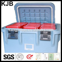 KJB-Z12 SQUARE THERMO FOOD CONTAINER, THERMO CONTAINER, HOT BOX FOOD CONTAINER