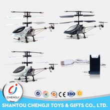 Plastic superior infrared 3 channel storm rc helicopter