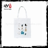 Fashion style canvas wine bottle tote bags with CE certificate