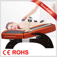 Block warmfull electro magneticwave Portable massage table uk GW-JT03