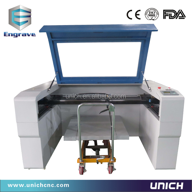 Unich! 90w co2 Separable Style <strong>laser</strong> for carving stone machine