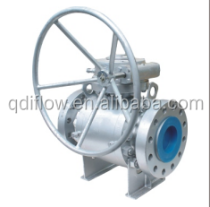 API6D Forge Steel LCB Cryogenic Ball Valve