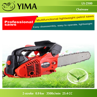 Household 12 inch mini small gasoline saws , Easy to start