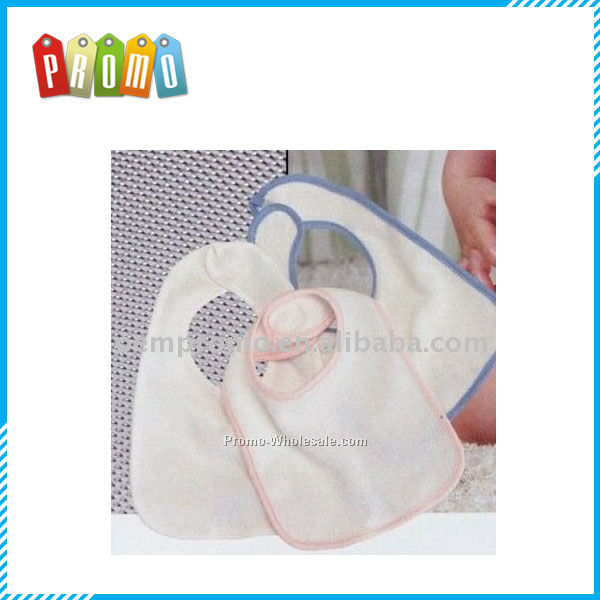 100 cotton interlock fabric baby bib