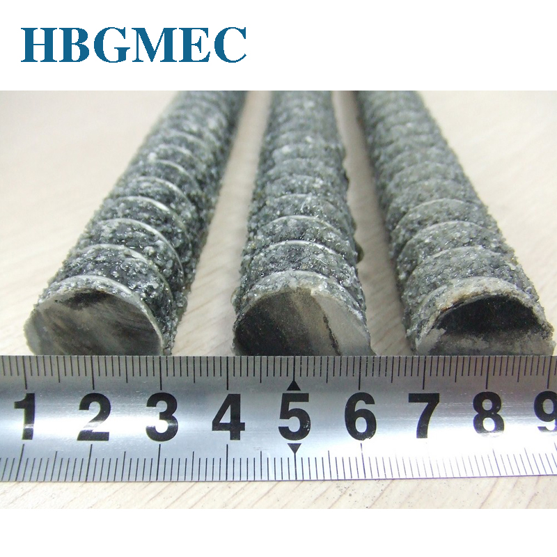 fireproof anti-salt basalt fiber rebar rod factory price