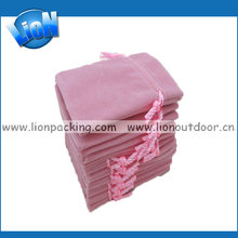 custom drawstring velvet jewellery bags and pouches UK wholesale